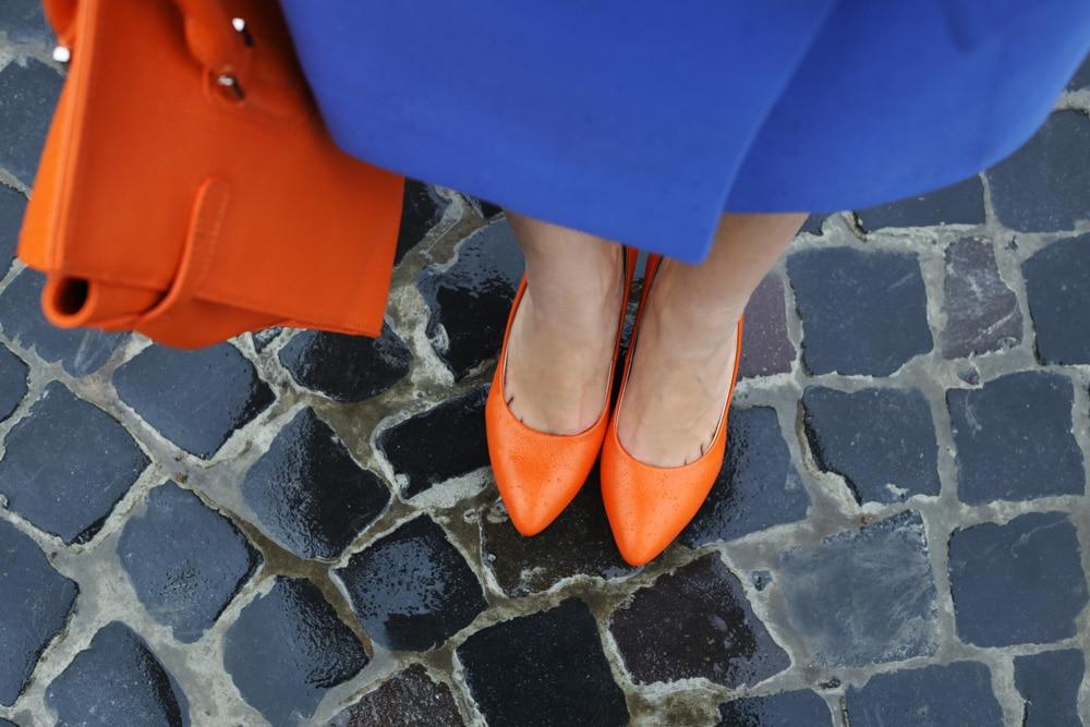 Schuhe nach hallux valgus op