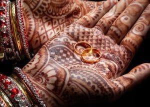 Indische Tattoos zur Hochzeit - Indische Traditionen