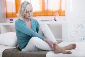Arthrose Symptome bei Fußarthritis