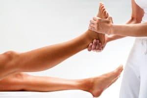 Physoptherapie nach dr Fuß OP